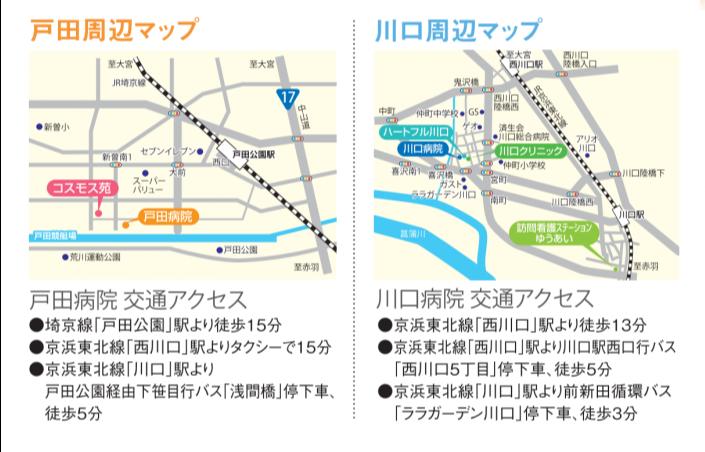 関連施設交通アクセス